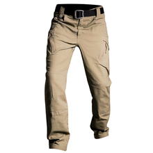 IX7 IX9 Tactical Pants Military Cargo Pants Men Casual Pant Work Trousers Army Style Pantalon Black Thin Combat Baggy Trousers