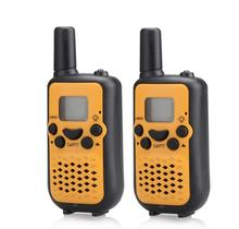 New TS899 portable mobile radio phone walkie talkies FRS GMRS 2 way radios ham transceiver 22CH VOX 38CTCSS flashlight talky(China)