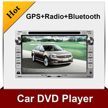 2 din 7'' VW Passat B5 car dvd player with GPS touch screen ,steering wheel control,stereo,radio,usb,ipod,BT