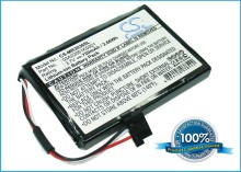 Wholesale Navigator GPS Battery for MAGELLAN RoadMate 2035,RoadMate 2036,RoadMate 2036-MU (P/N 03A22051K0301) Free Shipping(China)