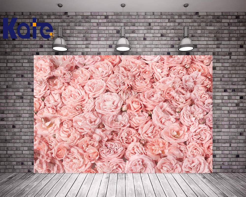 5X7FT Kate Children Birthday Photography Backdrops Wooden Wall Backgrounds for Photo Studio Candy Baby Shower Backdrop <br>