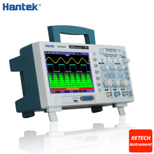 Portable LCD Deep Memory 60MHz Bandwidths Digital Storage Oscilloscope Hantek MSO5062D