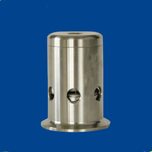 "1.5"" Tri Clamp Pressure Safety Valve/ Vacuum Breaker 0.05mba. Stainless steel 304(China)"
