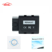 For Renault-COM For Renault Com Bluetooth Diagnostic and Programming Scan Tool for Renault Replacement for Renault Can Clip
