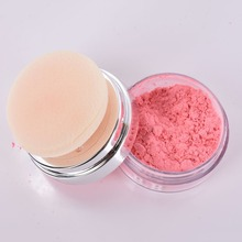 Amazing Chic Smooth Mineral Cheek Matte Loose Blush Powder Smooth Natural Face Rouge TF(China)
