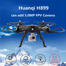 HQ H899 RC Drone Professional Big Drones H899 quadrocopter (no camera) or RC drone with camera Helicopter
