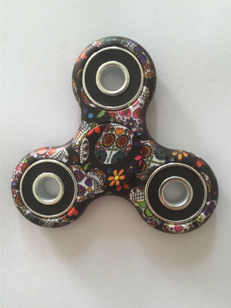 Love Thank you Fidget Spinner Metal Hands Spinner Plastictoys For Children Spinning Time 1.5-2.5 Minutes Fidget Spinner