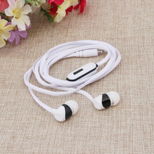 MOONBIFFY Piston Bling Stone Earphone Headset Listening Music with Earbud Bling Stone for Smartphone MP3 MP4 Earphones 3.5mm