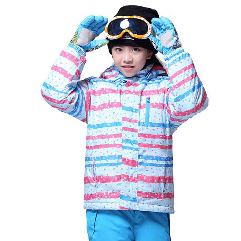 Children Breathable Waterproof Windproof Jacket Snowboard Jackets Outdoor Skiing Jackets Boy Girl Thick Clothes for Kids PYJ602<br><br>Aliexpress