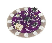 Free Shipping! ATmega32U4 Board LilyPad for Arduino USB Microcontroller development board(China)