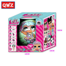 QWZ LOL Surprise Dolls Toys Models Baby Funny Toys Girl Gifts Random Dolls
