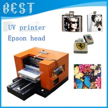 A3 Size 6 Color Multifunction UV Printer Embossed Effect Printer Machine New Arrivals