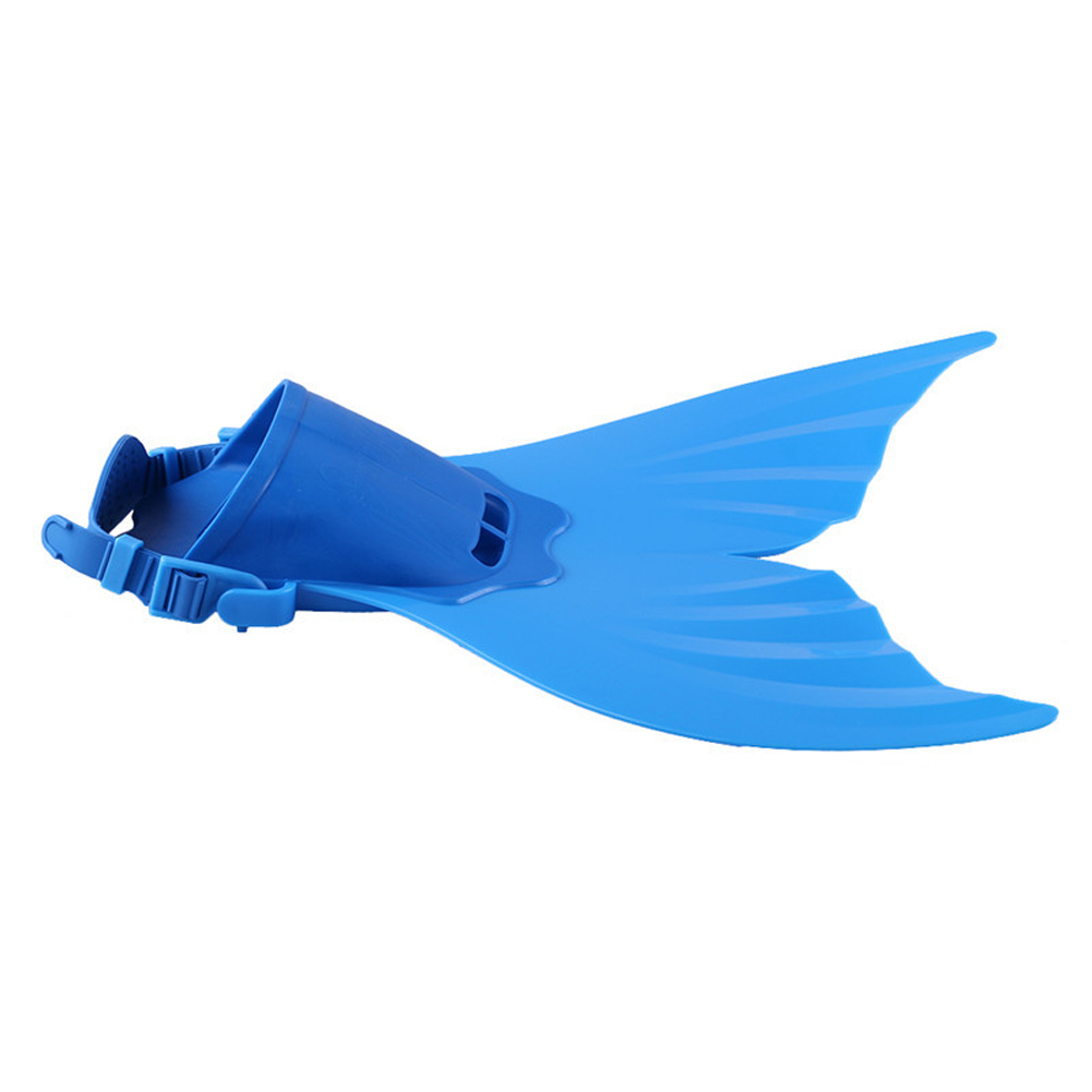 New Kids Toddlers Girls Mermaid Tail Monofin Flippers Swimming Toy ...