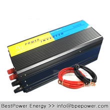 3000W Pure Sine Wave Power Inverters DC12V/24V/48V,  Off Grid Tie Inverter, Solar Power Inversor