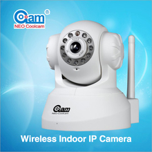 NEO Coolcam NIP-002OAM IP Camera wifi Web CCTV Camera Wifi IR Night Vision P/T P2P Camera, Free APP,Support iPhone,Android