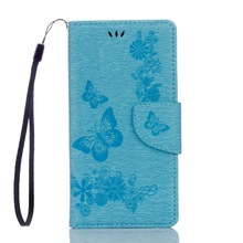 Buy Luxury Butterfly Flip Leather Case Coque Lenovo Vibe C2 Soft Silicon Wallet Phone Cases Cover Capa for $2.18 in AliExpress store