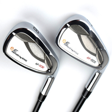 New mens Golf Clubs E AF-502 Golf irons set 3-9P Irons clubs Project X Steel Golf shaft Free shipping