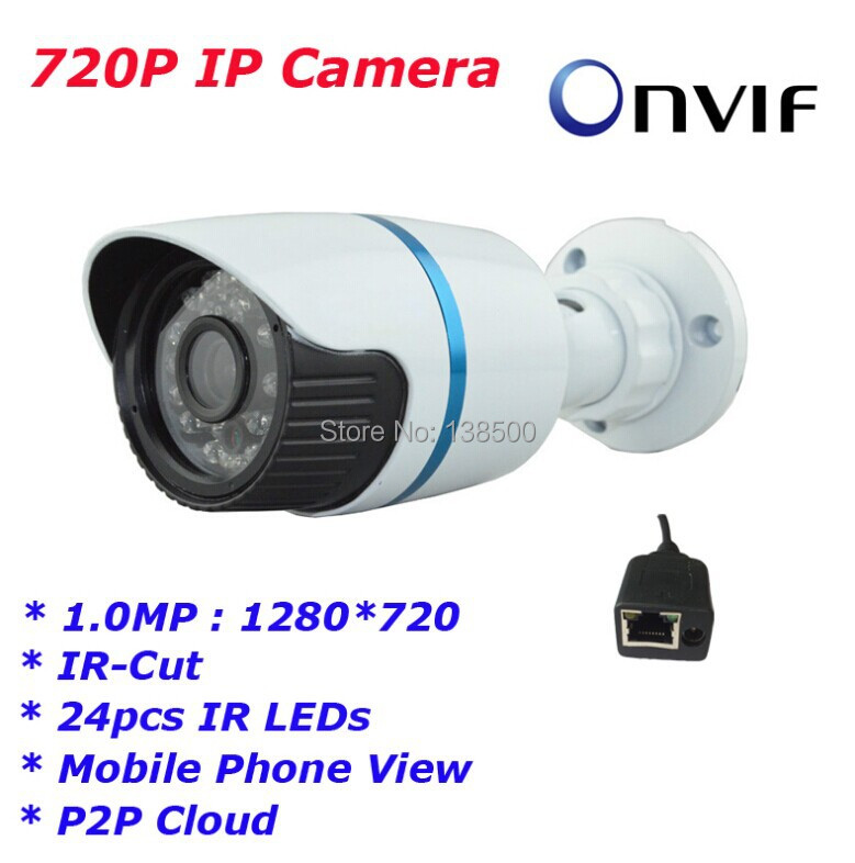 Free Shipping Hot Selling CCTV H.264 Onvif 1.0MP HD IP camera 720P Support P2P Cloud Network 1280*720<br><br>Aliexpress