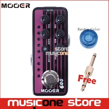 Mooer 009 Blacknight Delay and reverb effect with tap tempo effect pedal Independent 3 band EQ and A/B footswitch(China)