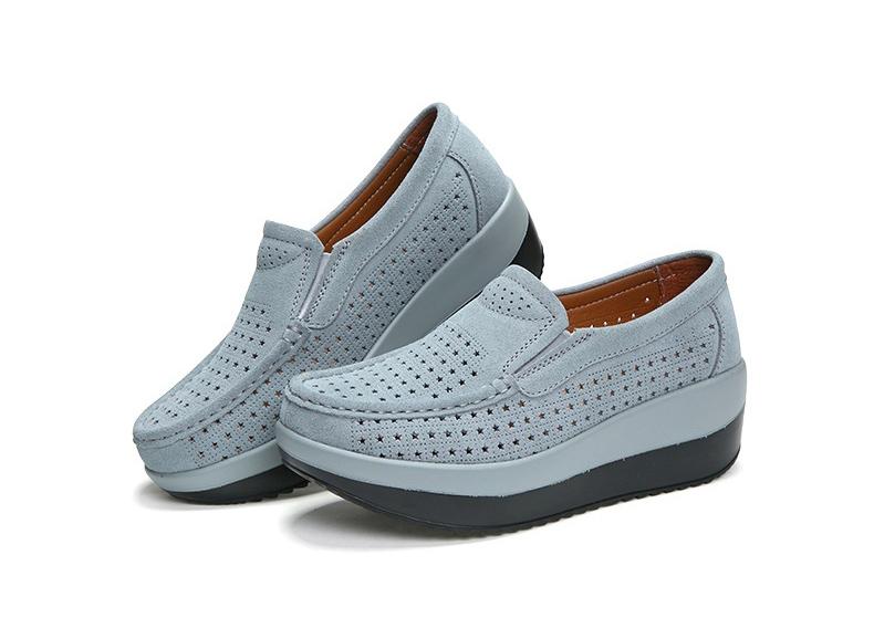 HX 3213-1 (17) 2018 Flatforms Women Shoes Summer