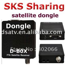 dongle receiver dongle satellite sharing receiver  dognle fta