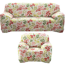 Cheap universal Sofa cover flexible Stretch Big Elasticity Couch cover sofa Funiture Cover flower Machine Washable