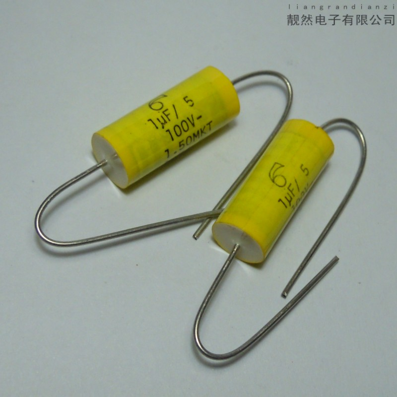 British 1UF (K) 100V OFC 8x19 original super-inductive coupling capacitor<br><br>Aliexpress