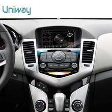 uniway 2G+32G android 6.0 car dvd for chevrolet cruze 2008 2009 2010 2011 2012 2013 2014 car radio multimedia gps navigation(China)