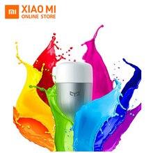 Original Xiaomi App wifi Yeelight Blue II LED Smart Bulb ( Color )E27 9W 600 Lumens Mi Light Smart Phone WiFi Remote Control