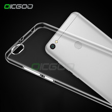 Buy OICGOO Transparent Soft Phone Case Xiaomi Redmi Note 5A 5 Plus 4X 4 Silicone Full Cover Xiao Redmi 5 5A 4X Y1 Lite Case for $1.32 in AliExpress store
