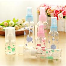 High Quality 30ML 50ML 100ML Portable Travel Transparent Perfume Atomizer Hydrating Empty Spray Bottle Makeup Tools  CF27