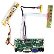 HDMI VGA DVI Audio LCD Controller board M.NT68676 for 15.6icnh LP156WH1 LTN156AT01 N156B3 B156XW01 1366x768 lcd panel(China)