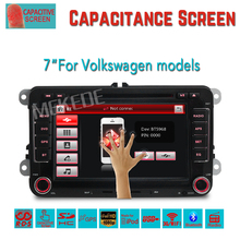 Free shipping,Hot Sale 2 DIN Car DVD for VW JETTA GOLF MK5 MK6 GTI PASSAT B6 POLO SKODA Fabia GPS Navigation Radio USB