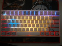 Plum nano75  electrostatic capacitive mechanical keyboard bluetooth  RGB nano backlit mini gaming keyboard PBT keycap wireless
