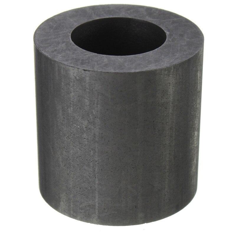 25 x 25mm 2Oz Graphite Crucible Mini Cup Propane Furnace Torch Melting Gold Silver Copper Bulk density More than 1.78 g/cm3 Low<br><br>Aliexpress