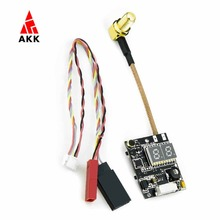 AKK K31P 5.8GHz 40Ch 600MW 5V Out for Cam Mini FPV AV Transmitter with Pigtail(United States)