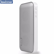 lewinner BT205 Mini Bluetooth speaker Portable Wireless Loudspeaker Sound System 3D stereo Music surround