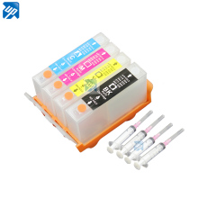4pcs for hp 934 935 hp934 hp935 Refillable Ink Cartridge With Chip for HP pro6230 pro6830 pro6835 6812 6815 DJ 6230 6820 printer