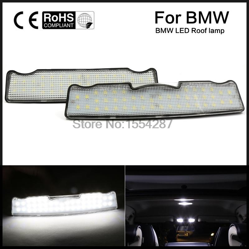 For BMW 5 SERIES F10 F11 2009 On 44 LED INTERIOR ROOF COURTESY FRONT LAMP Canbus error free<br><br>Aliexpress