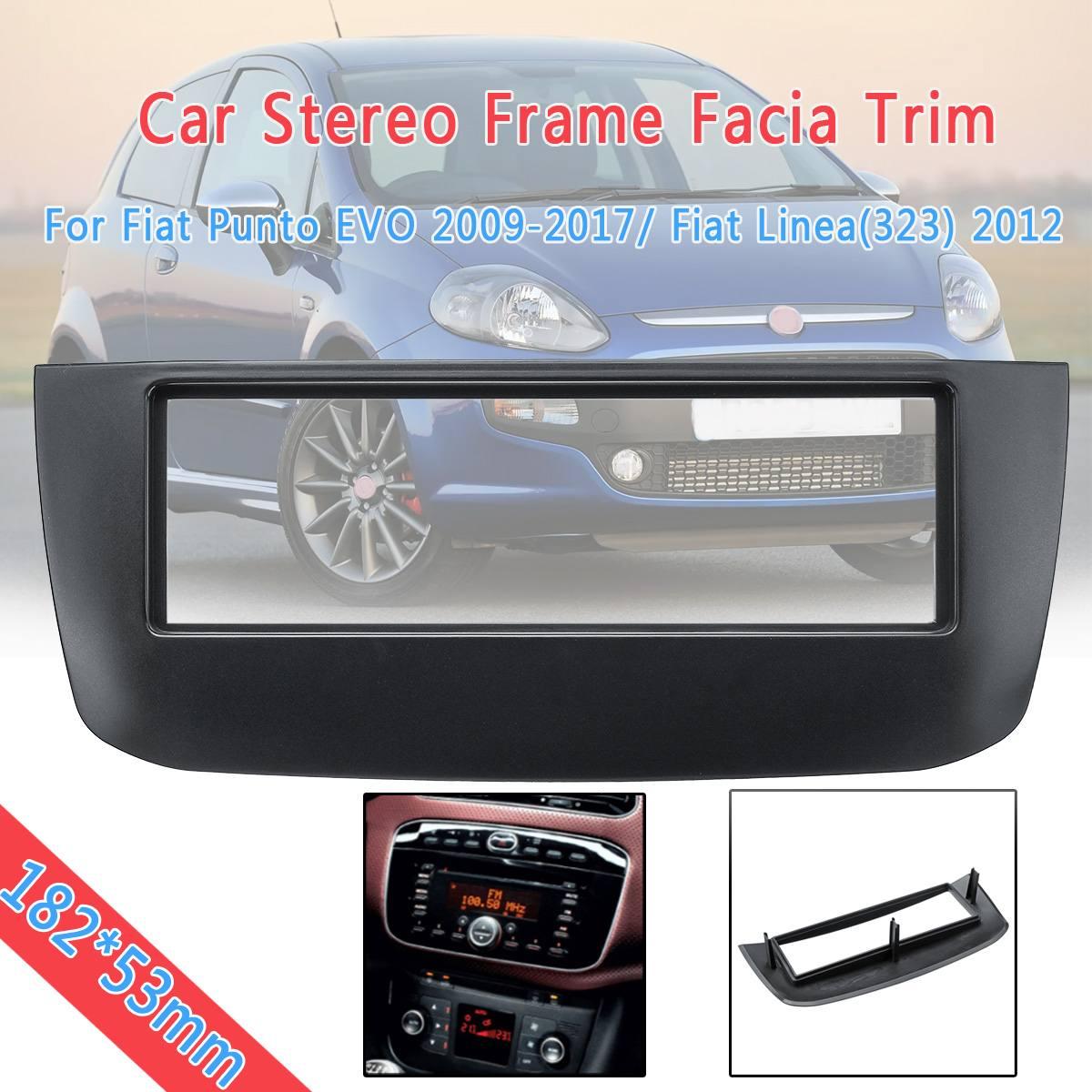 FIAT PUNTO CD RADIO STEREO FACIA FASCIA PANEL CT24FT04