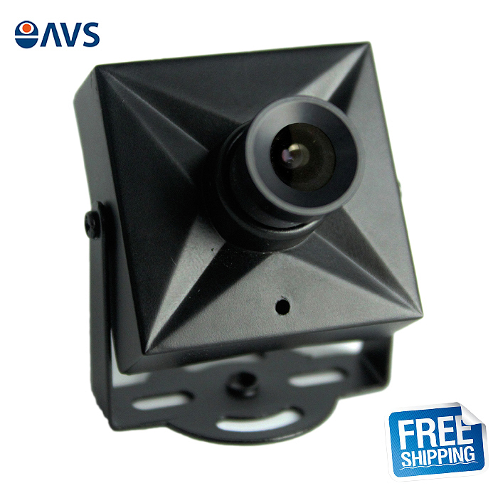 Car and Taxi 700TVL Security Micro/Mini Camera with Sony CCD<br>
