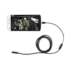 5m Cable PC Android Endoscope Camera 7mm Lens Waterproof Surveillance Camera USB Endoscope Android Inspection Borescope