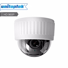 Wireless Speed Dome PTZ IP Camera WIFI CCTV HD 960P Auto Focus 5X Zoom Lens Indoor Audio SD Card IR Night Vision Security Camera(China)