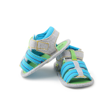 Baby Shoes First Walkers Antislip For Baby Boy Infant Soft Soled Shoes
