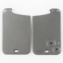2 Buttons car key shell Cover For Renault Laguna Espace Smart Card No Blade Car Styling(China)
