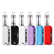 New Arrival ECT eT50 Vapor Mod Electronic Cigarette 2200mah starter kit Super mini 50W Box Mod best Vapor Mod with atomizer