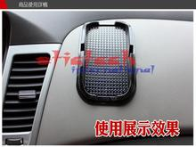 by dhl or ems 100pcs car Anti Slip pad Rubber Mobile Sticky stick Dashboard Phone Shelf Antislip Mat For Phone GPS MP3(China)