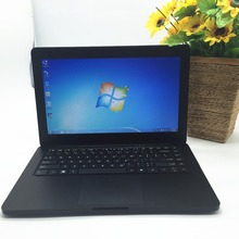 windows7/8/10 13.3 inch laptop 4G RAM DDR3+500G HDD In-tel J1900 Quad core PC Ultrabook WCDMA 3G tablet HDMI computer(China)