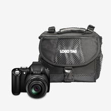 Professional DSLR Polyester Black Camera Bag Travel Business Video Photo Shoulder Bag for Nikon Sony Canon Sony Fuji
