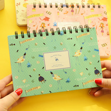 NEW Weekly planner Spiral notebook School paper 59 sheets Daily diary Cute planners agenda organizer Office School Supplies GIft